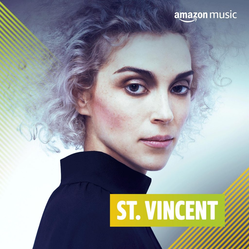 Amazon Music Artist Station Tile