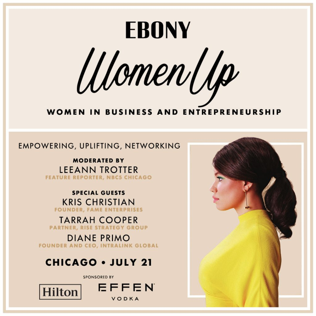 EBONY Women Up - Social Post