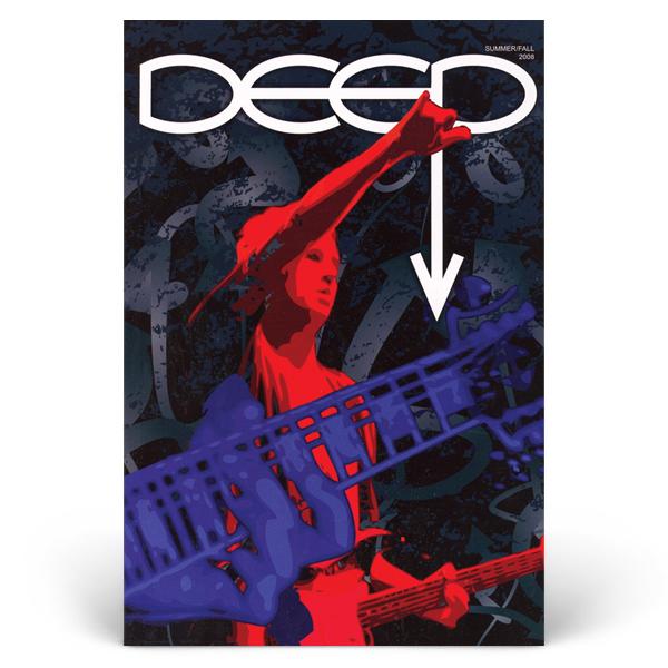 Pearl Jam's Deep Magazine 4