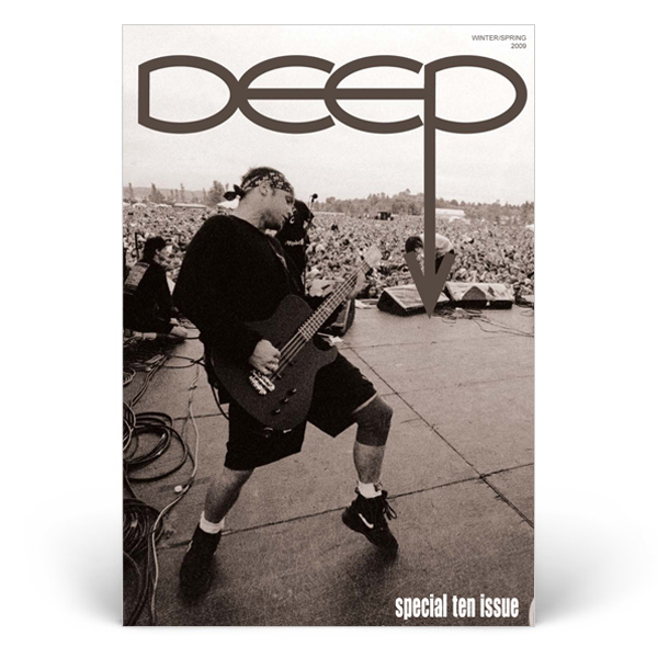 Pearl Jam's Deep Magazine 5
