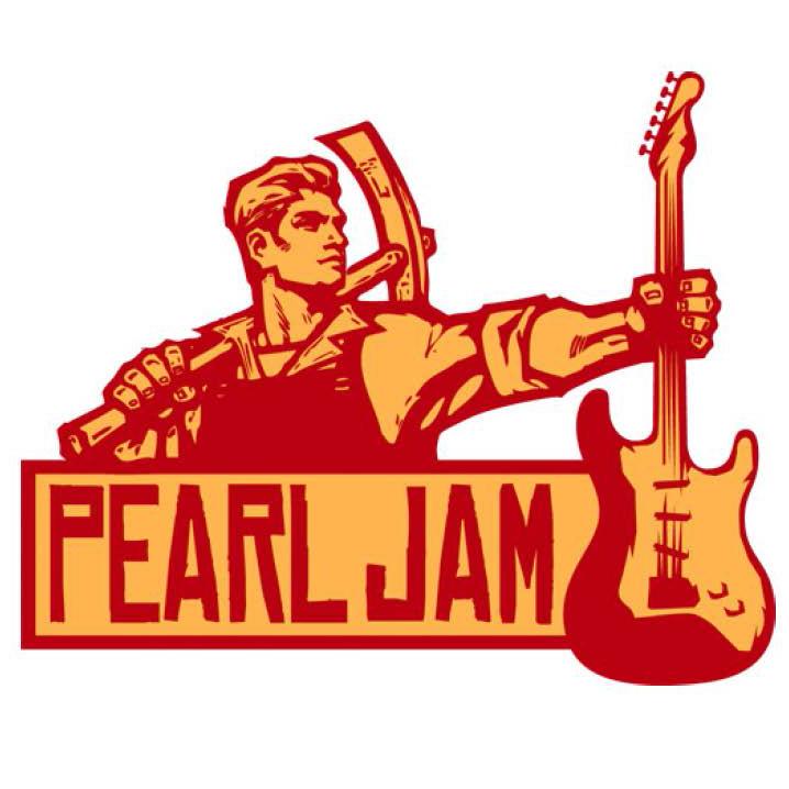Pearl Jam Merch Idea