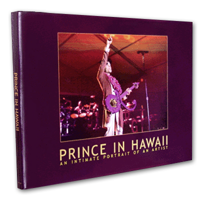 Prince In Hawaii Photo Book
