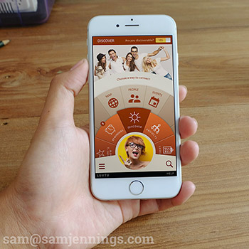 LuvTu Mobile App