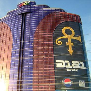 Prince Rio Las Vegas Building wrap